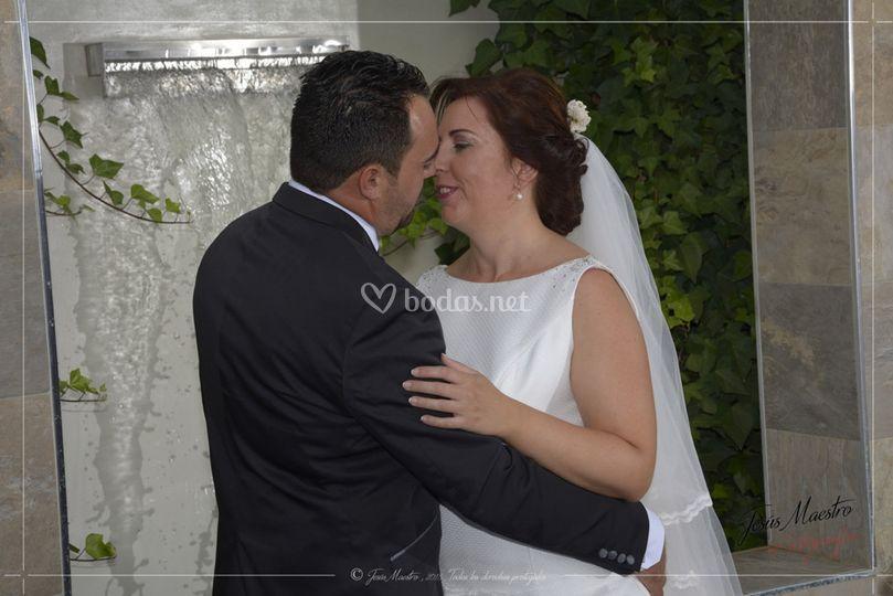 Enlace de Eduardo y María
