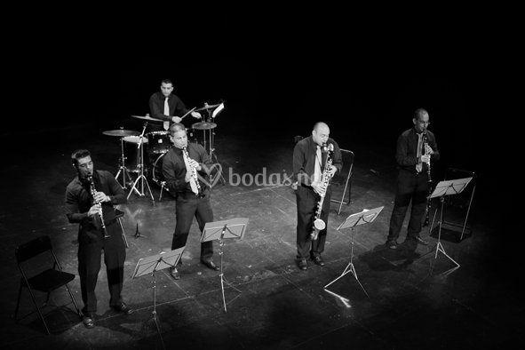 Clarcusion Band