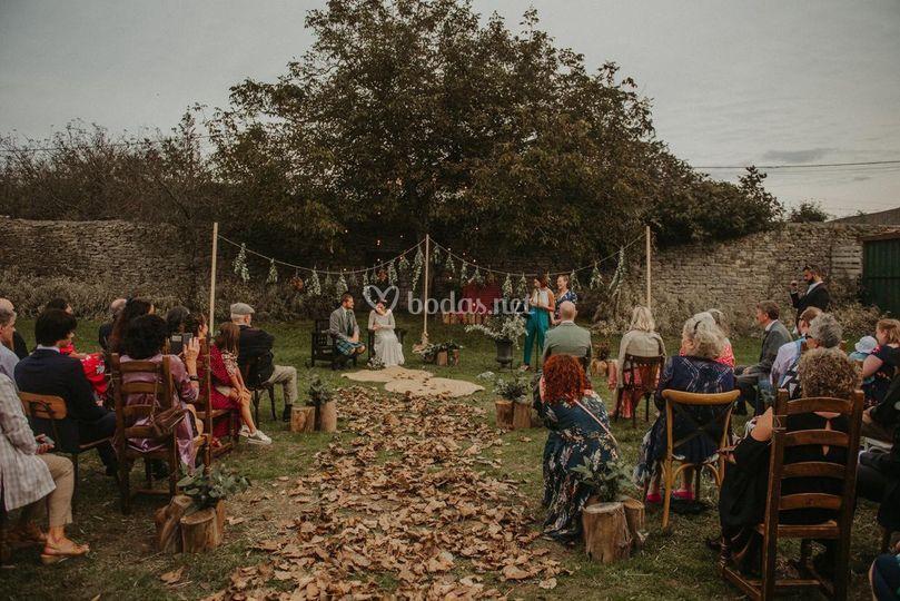 Ceremonias sin igual