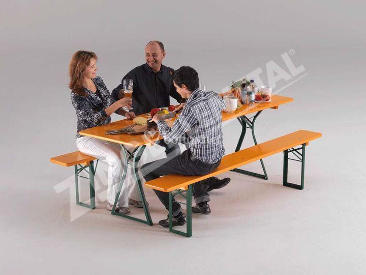 Venta Mesas y bancos