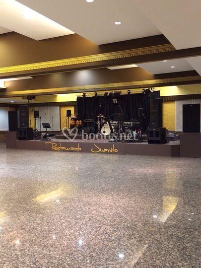 Escenario Gran Salón