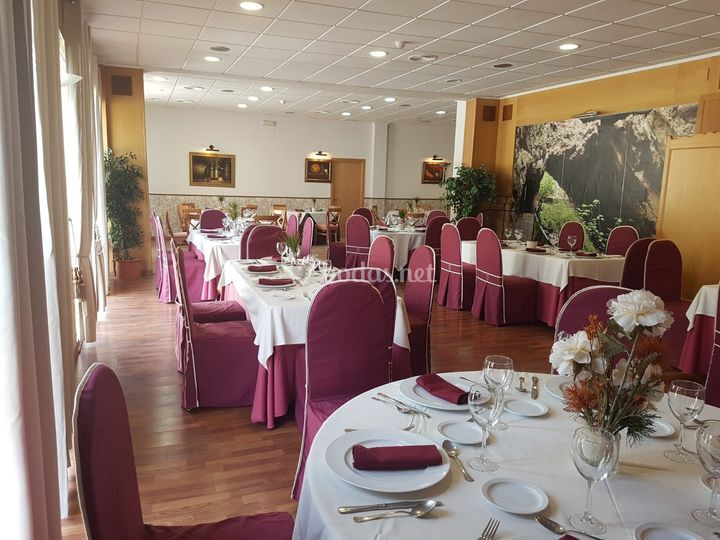 Restaurante arribas