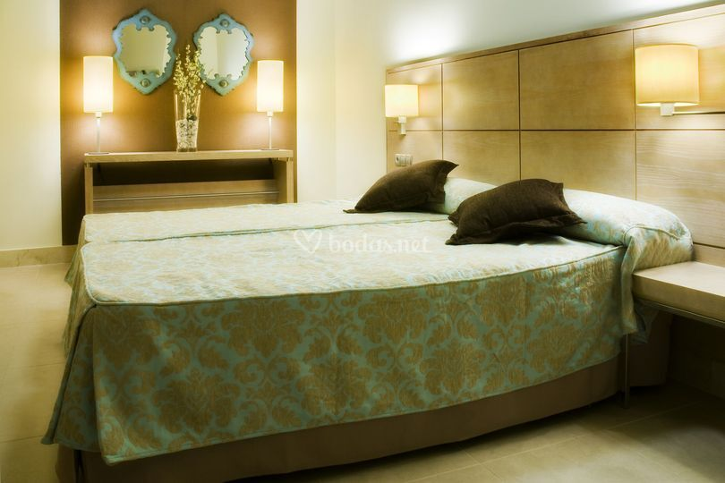 Habitación (Junior Suite)