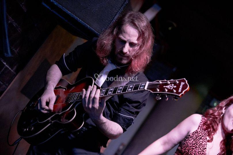 Juanje, Guitarra fina