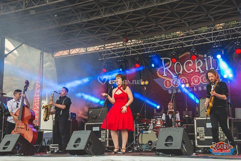 En el Rockin Festival