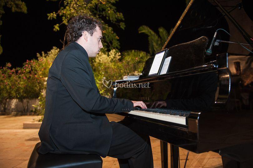 Pianista para bodas