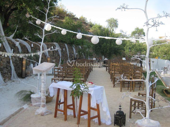 Reul Alto, bodas de plata