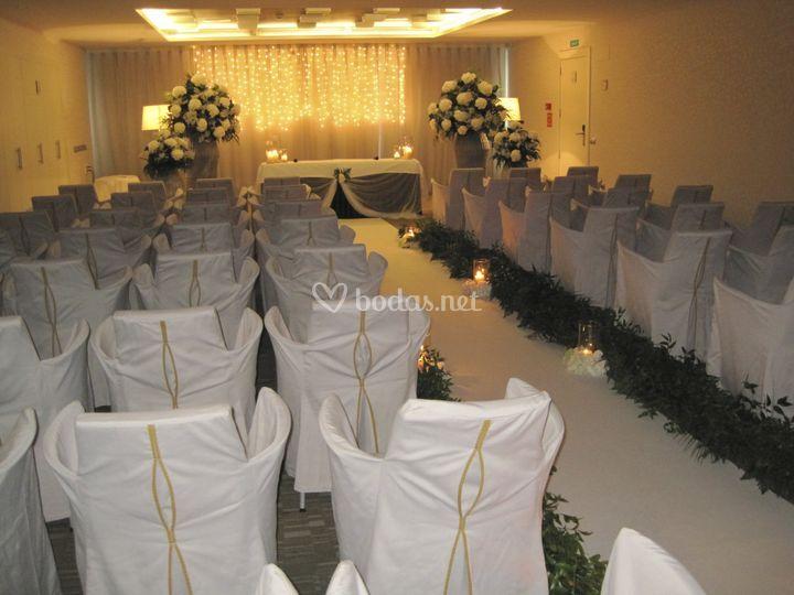 Salón de ceremonias