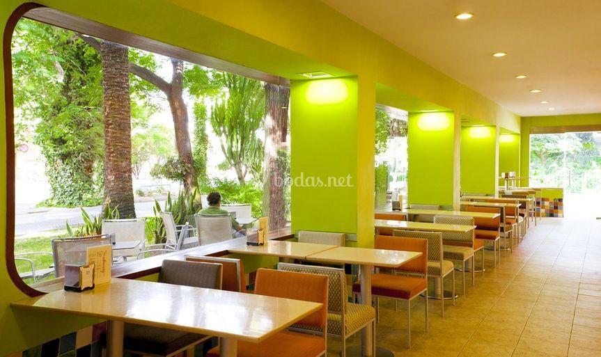 Cafetería Porta Coeli