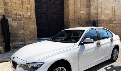 El BMW de la novia 1