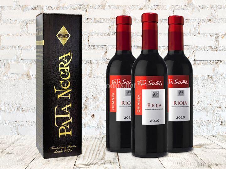 D.O. Rioja Pata Negra Crianza