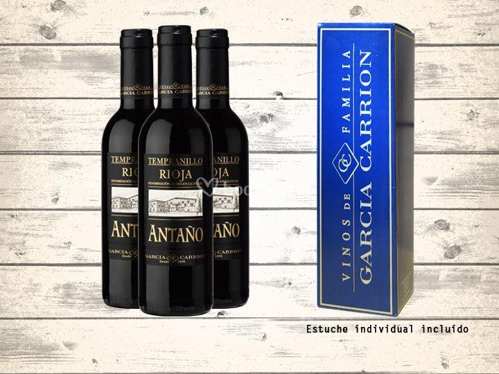 D.O. Rioja Antaño cosecha