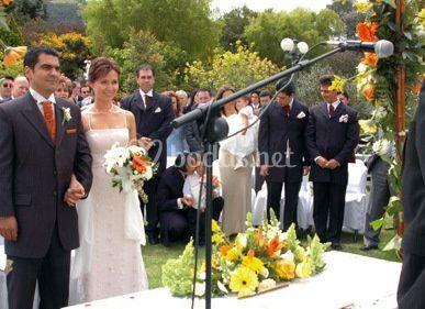 Actor para boda