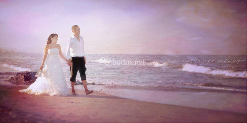 Exteriores playa