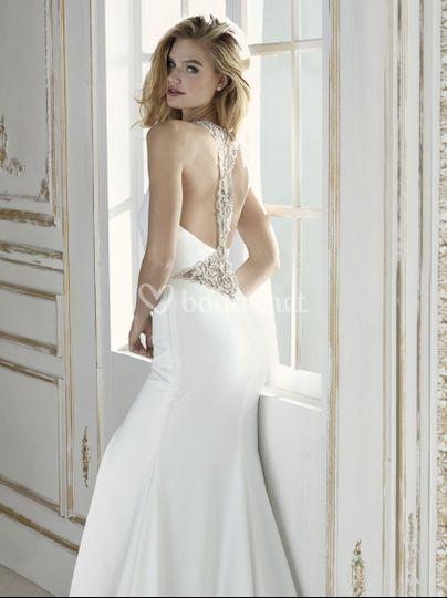 Vestidos de novia puerta europa