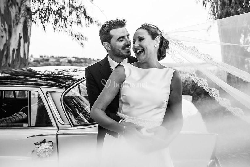 Vídeo único de boda