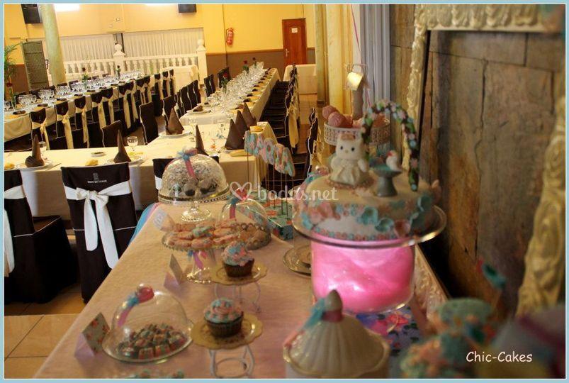 Chic-cakes Alicante