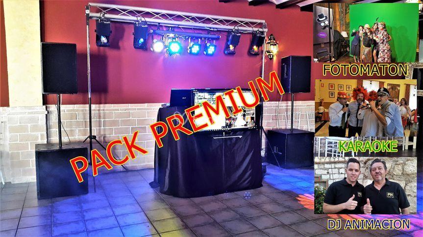 Pack premiun
