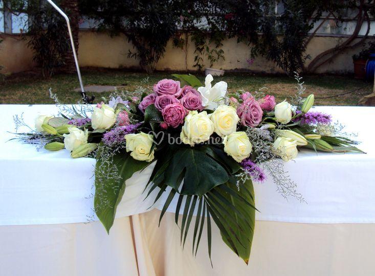 Mesa ceremonias