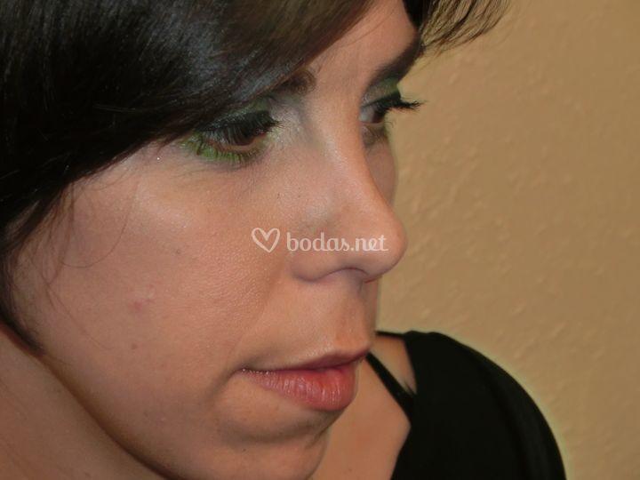 Maquillaje nochebuena 2013