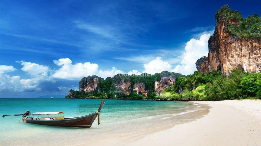 Viaja al Paraíso