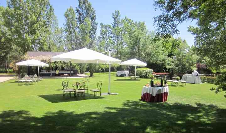 Jardín Cañada Real