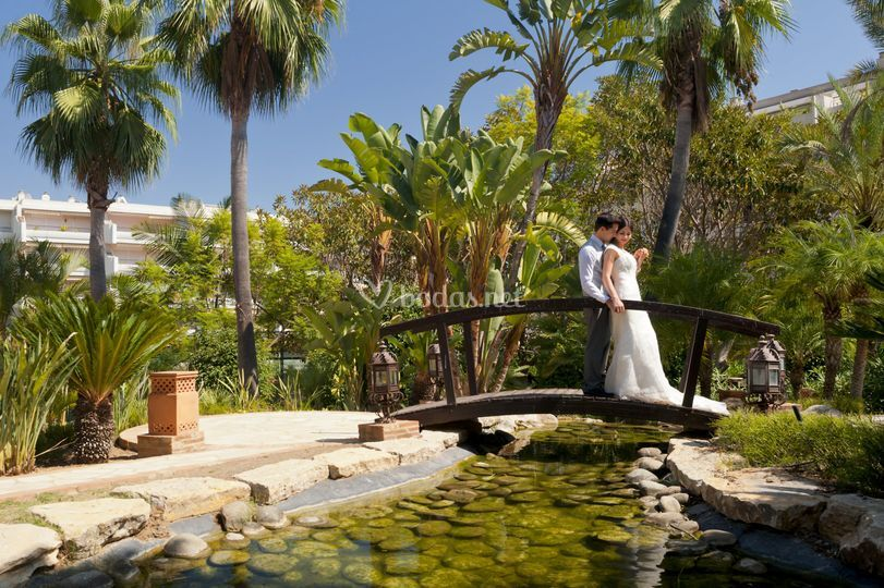 Jardines Barceló Marbella