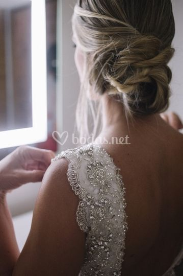 La novia mas guapa