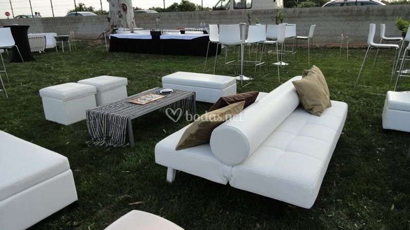 Fiaka ambient - Muebles chill out ...