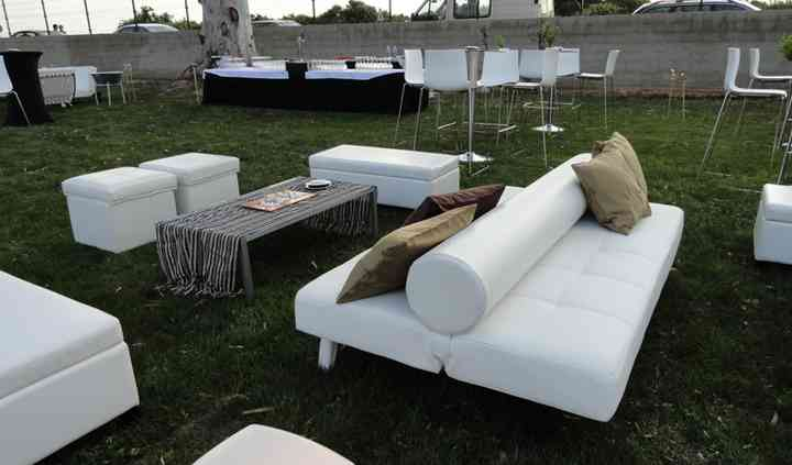 Muebles chill out exteriores
