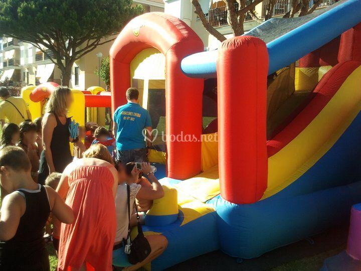 Padres y niños se divertirán
