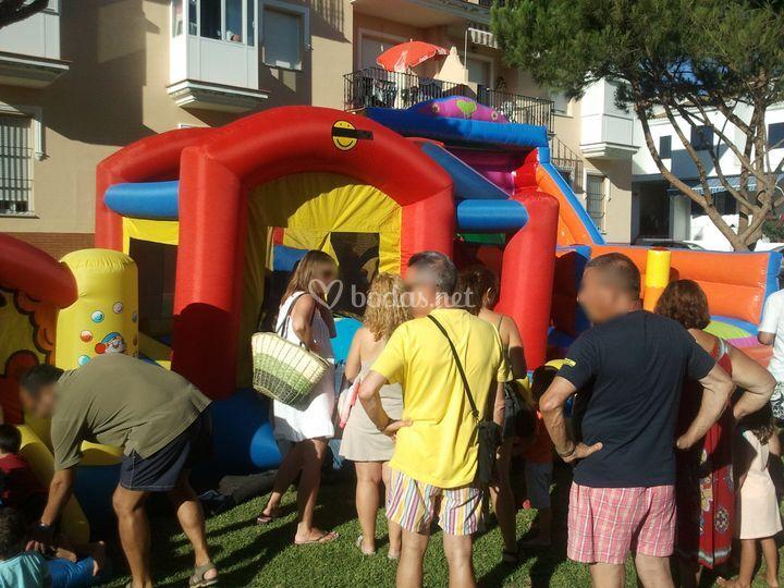 Una boda divertida para los niños