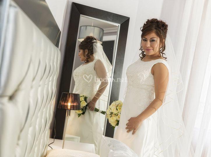 Novia espejo