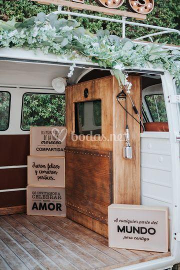 Photo bus volkswagen