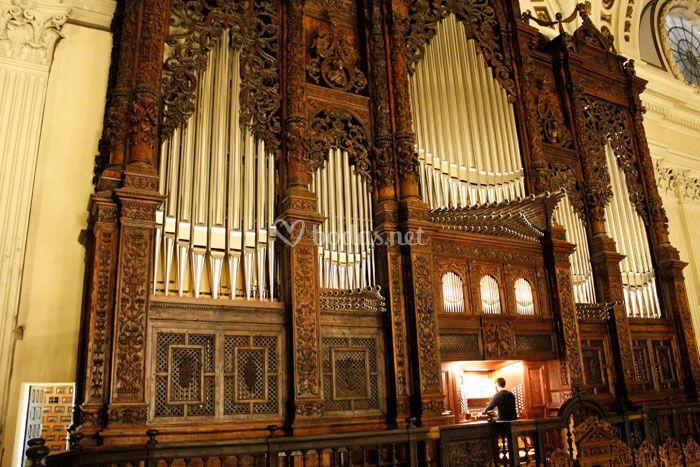 Órgano del Pilar