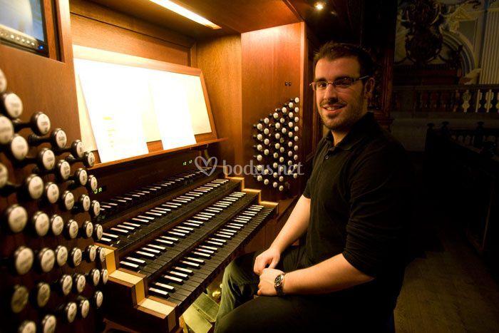 Organo del Pilar. Gorka Gómez