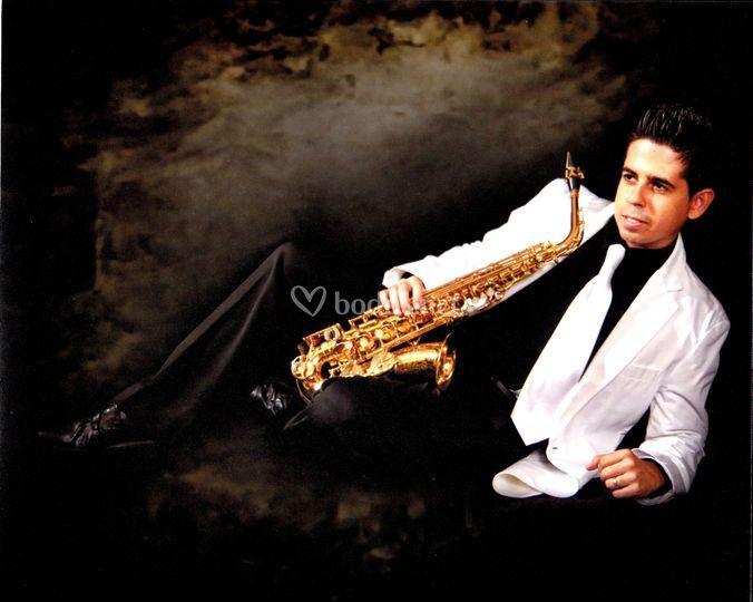 Moisés Gandolfo - Saxofonista