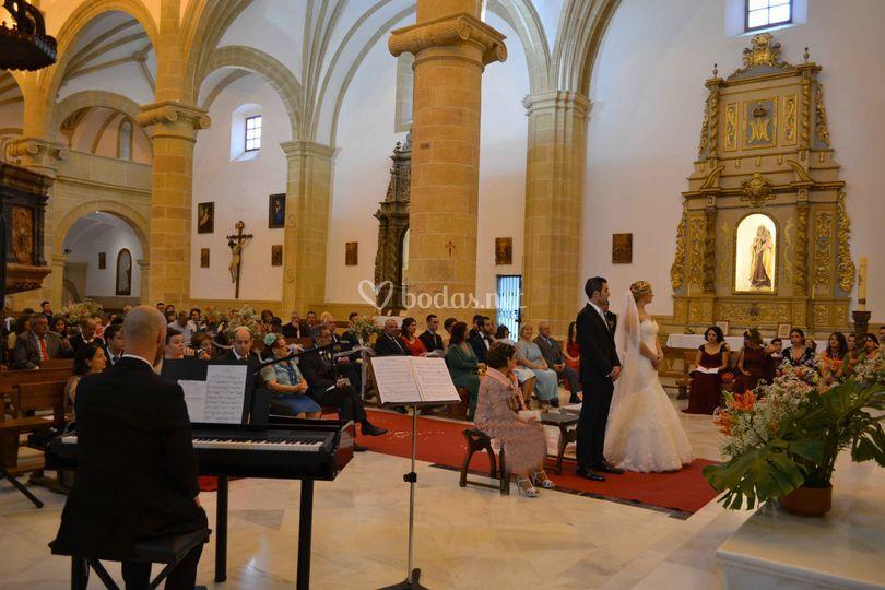 Ceremonia Murcia