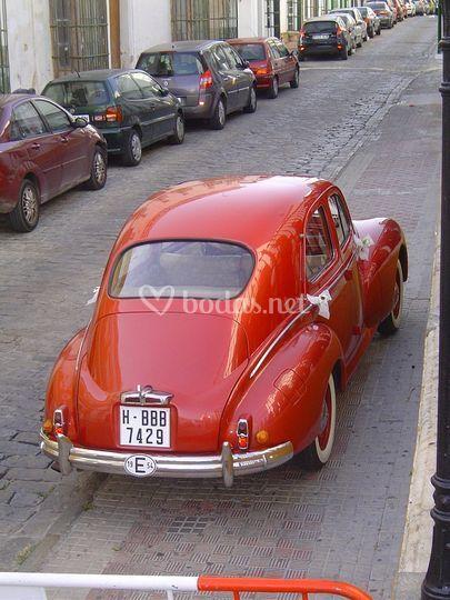 Peugeot 1954