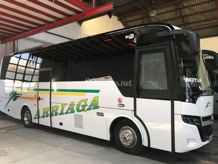 Bus de lujo