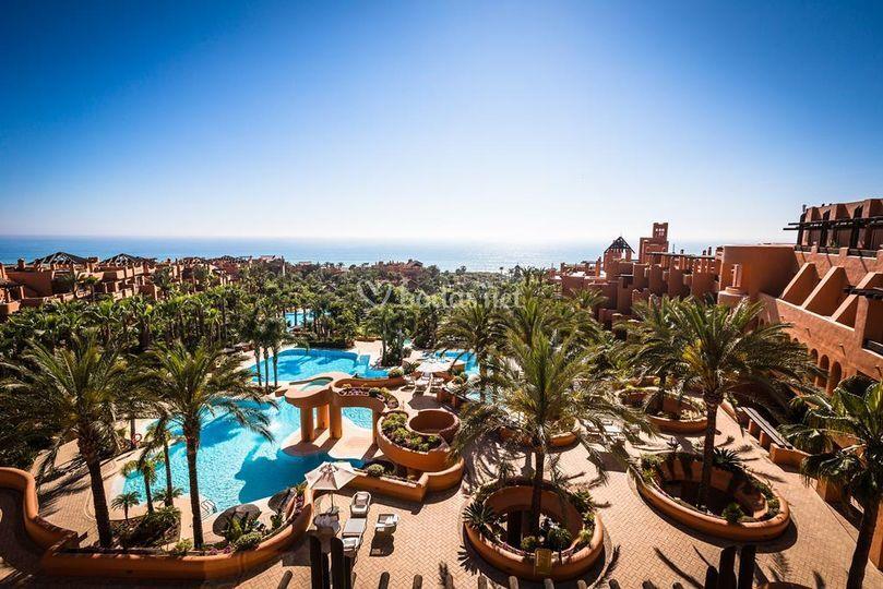 Panóramica Hotel Cadiz