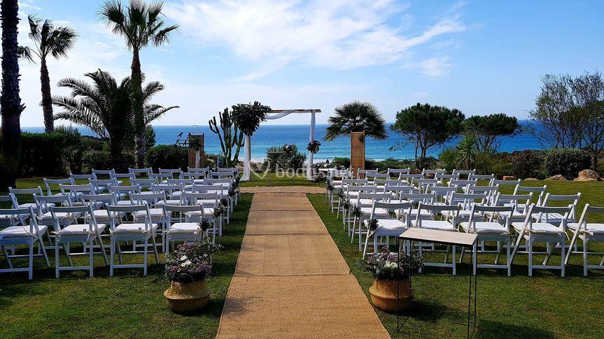 Ceremonia Boda Playa Cadiz