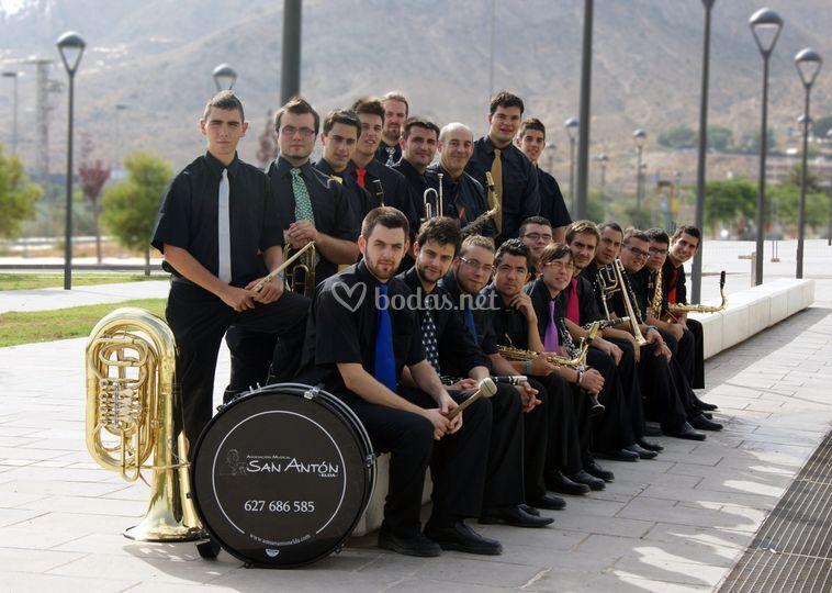 AM San Antón Elda (Big Band)