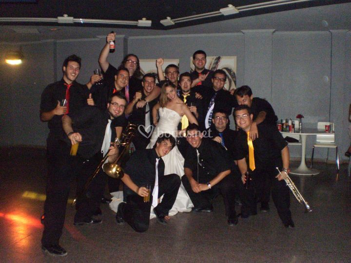 AM San Antón Elda de boda
