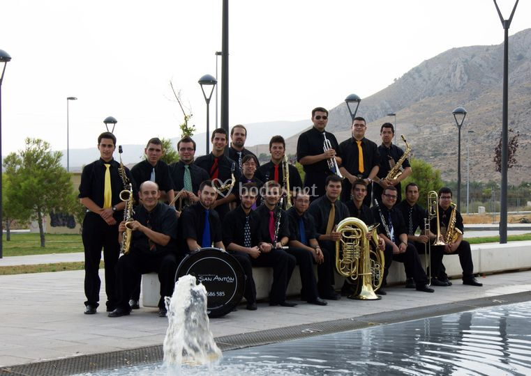 Asociación Musical San Antón Elda