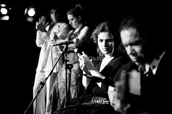 María Montilla Flamenco