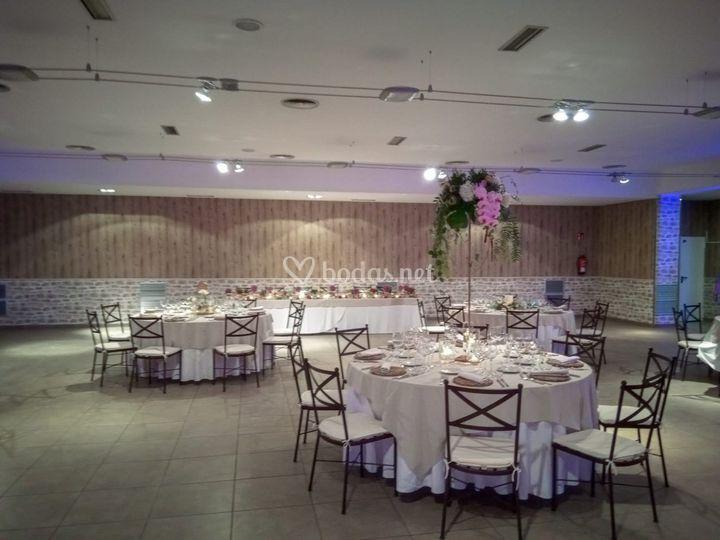 Salón El Tajar