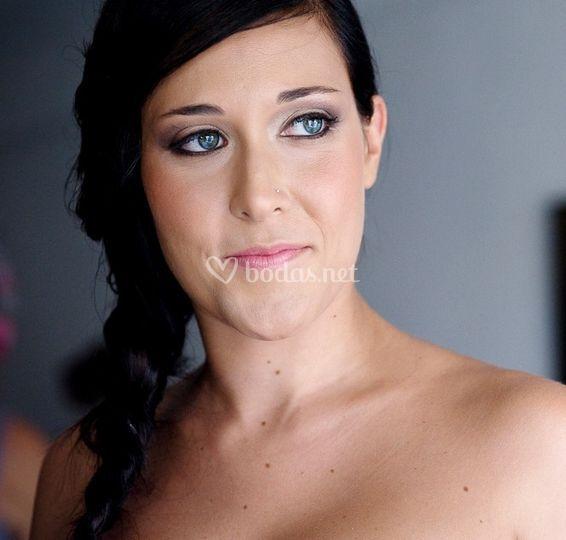 Maquillaje de novia. Mamen