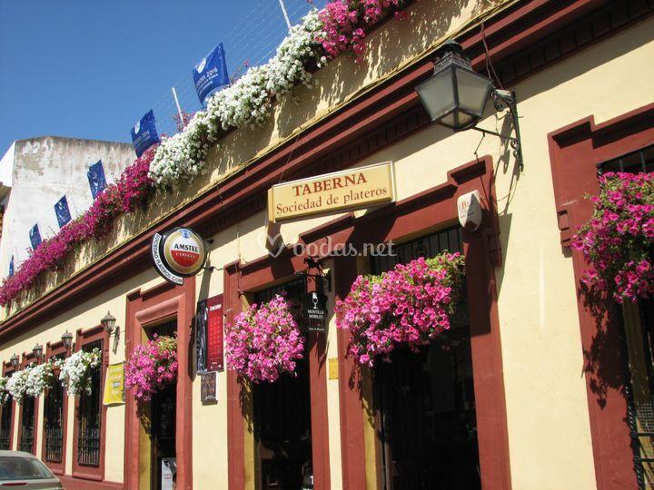Restaurante Sociedad Plateros
