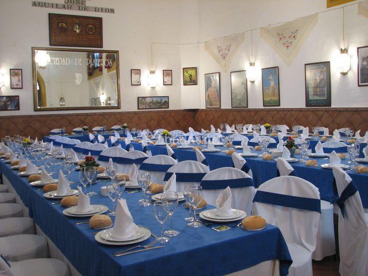 Restaurantes Tabernas en Córd
